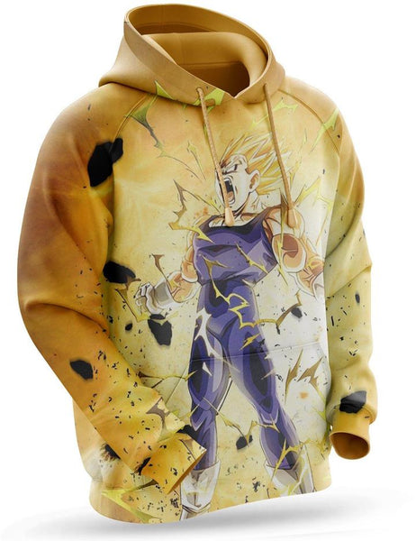 Sweat Dragon Ball Z Vegeta Sacrifice Ultime