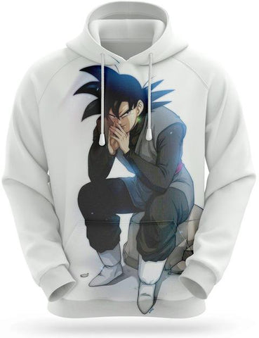 Sweat Black Goku
