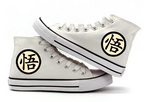 "Chaussures Dragon Ball Kanji ""GO"""