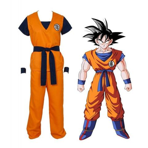 Deguisement Dragon Ball Z Sangoku
