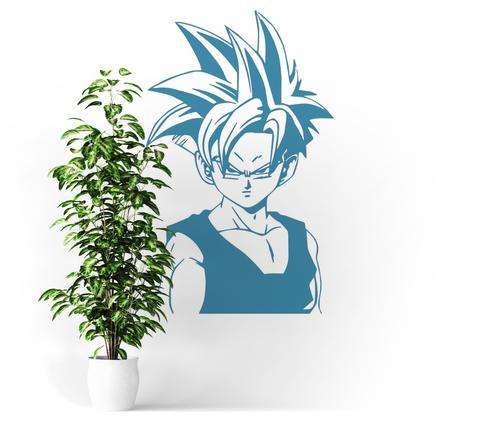 Sticker Mural Dragon Ball Son Gohan Ado