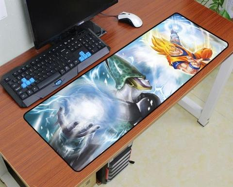 Tapis De Souris Dragon Ball Son Goku Vs Cell (XXL)