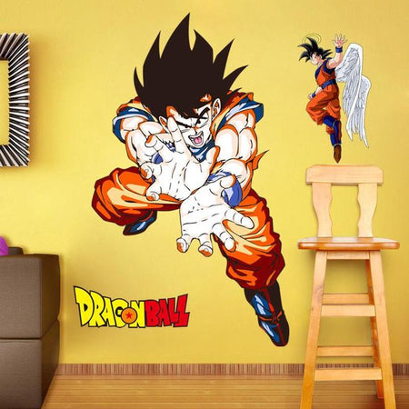 Sticker Mural ragon Ball Sangoku