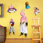 Sticker Mural Dragon Ball Saga Majin Boo