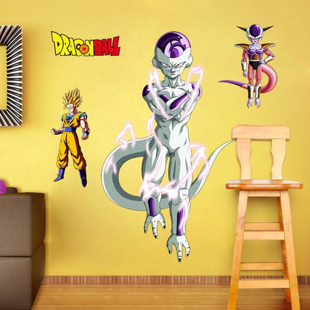 Sticker Mural Dragon Ball Saga Freezer