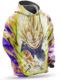 Sweat Dragon Ball Z Majin Vegeta