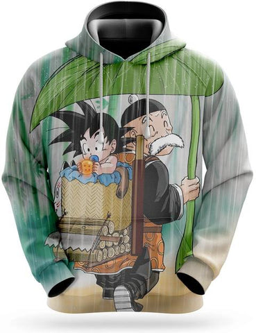 Sweat Goku Petit