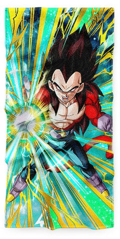 Serviette Dragon Ball GT Vegeta SSJ4