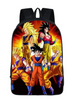 Sac a Dos Dragon Ball Goku Transformations
