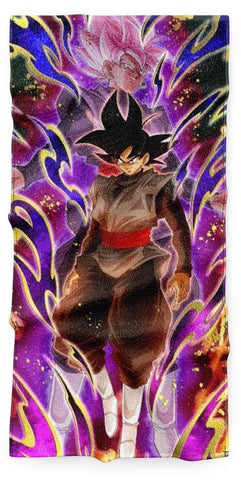 Serviette Dragon Ball Black Goku