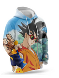 Sweat Dragon Ball Z Pincee DE Sel