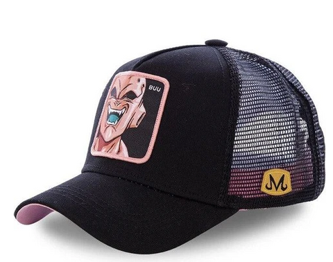 Casquette Dragon Ball Buu