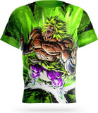 T-shirt Dragon Ball Super Broly Ultimate Soldier