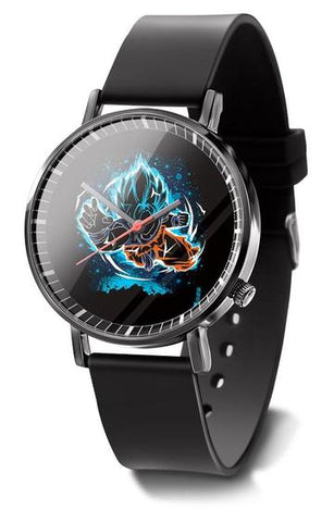 Montre Dragon Ball Super Goku Blue