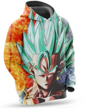 Sweat Dragon Ball Super Vegeto Legendaire