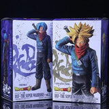 Figurine DBZ Trunks Normal & Super Saiyan