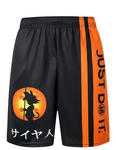 Short Fitness Dragon Ball Z Goku Petit