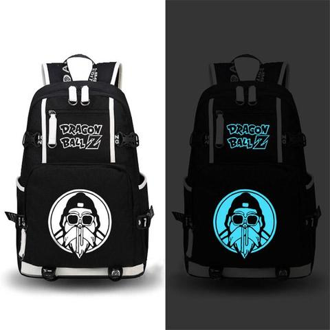 Sac A Dos Dragon Ball Tortue Geniale Fluorescent