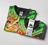 T-shirt Dragon Ball Super Broly Explosion