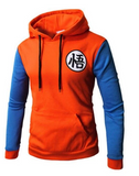 Sweat Dragon Ball Z Logo DBZ