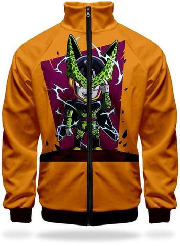 Veste Survetement DBZ Cell