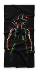 Serviette Dragon Ball Z Bardock