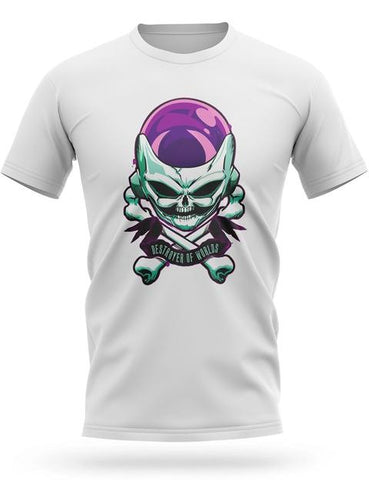 T-shirt Dragon Ball Freezer le Destructeur