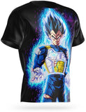 T-shirt Dragon Ball Vegeta Ultra Instinct
