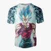 T-shirt Dragon ball z </br> Vegeta SSJ Blue