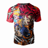 T-shirt Dragon ball z </br> Goku ssj God