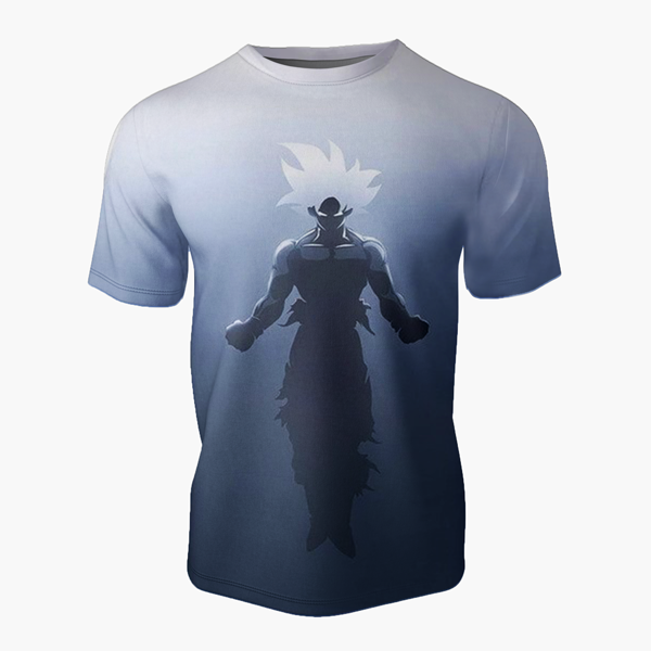 T-shirt Dragon ball Super </br> Goku Potentiel Rélévé