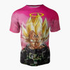 T-shirt Dragon Ball z <br/> Majin Vegeta Army