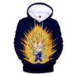 Sweat majin vegeta