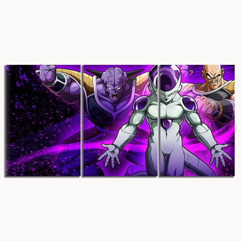 Tableau Dragon Ball Z Freezer