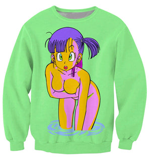 Pull Dragon Ball z <br/> Bulma