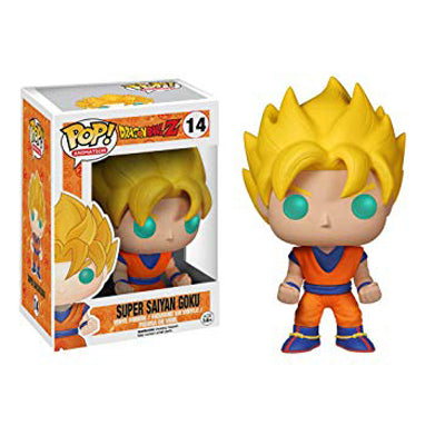 figurine pop dragon ball z goku super saiyan