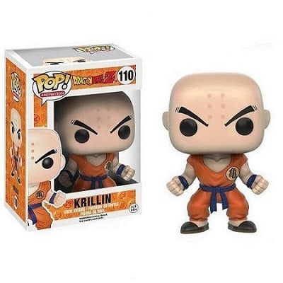 figurine pop dragon ball krillin