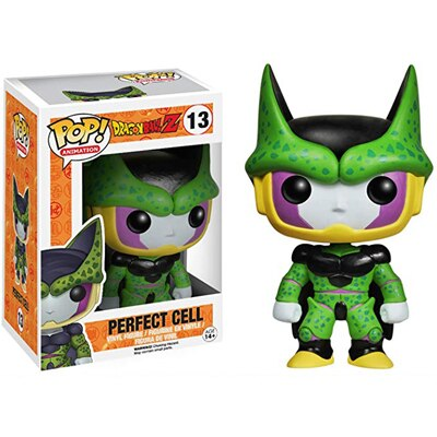 figurine pop dragon ball cell
