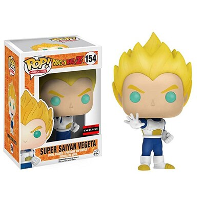 figurine pop dragon ball vegeta super saiyan