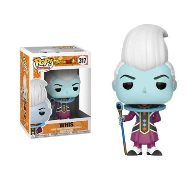 dragon ball z figurine pop whis