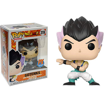 figurine pop dragon ball  gotenks