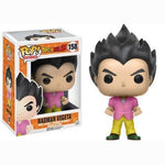 figurine pop dragon ball vegeta badman