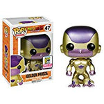 Figurine pop dragon ball z golden freezer