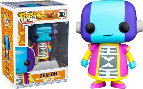 figurine pop dragon ball zeno