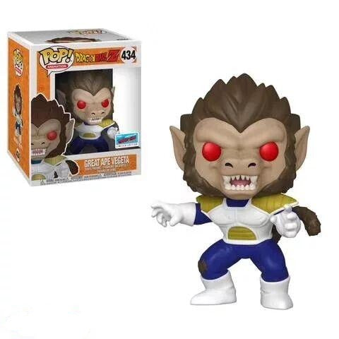 figurine pop dragon ball vegeta oozaru