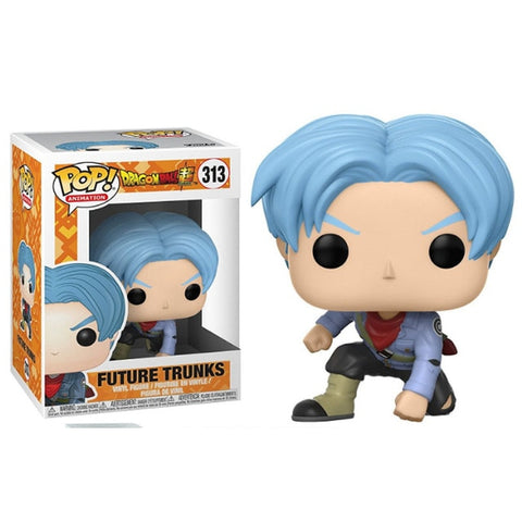 figurine pop dragon ball trunks