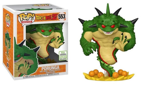 figurine pop dragon ball polunga