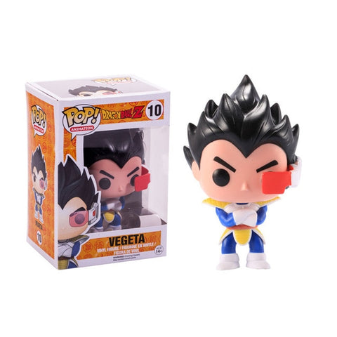 figurine pop dragon ball vegeta