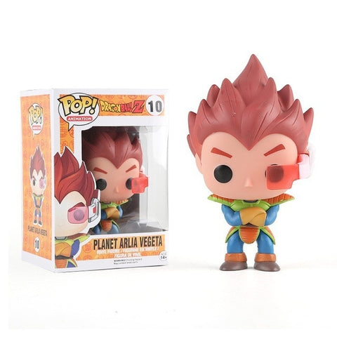 figurine pop dragon ball vegeta arlia