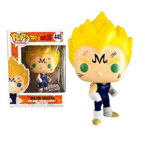 Figurine POP Dragon Ball majin vegeta